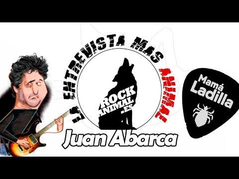 [ROCKANIMAL.es] 🔥JUAN ABARCA🔥 (Ribatajada, marca propia festival 2017)en la #entrevista mas animal!