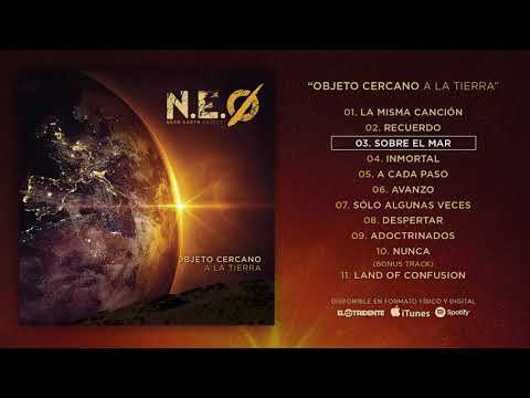 """N.E.O """"Objeto Cercano A La Tierra"""" (Álbum completo)"""