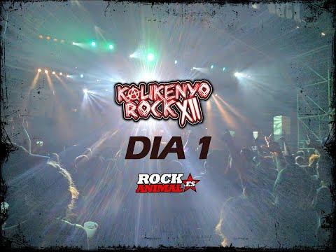 [Rockanimal.es] RESUMEN😎 Kalikenyo Rock 2017 Día1 #kalikenyorock