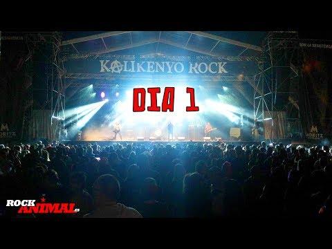 [Rockanimal.es] RESUMEN😎 Kalikenyo Rock 2018 Día1 #resumendia1 #kalikenyorock #aixoesjuneda