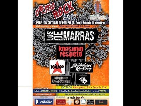 """LOS DE MARRAS """"Ruido"""" #Olmorock 2017 [el #directo mas animal] [rockanimal.es] #losdemarras"""