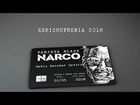 Tarjetas Black Narco