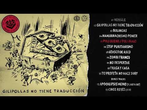 Def Con Dos - Gilipollas no tiene traducción (Álbum Completo)