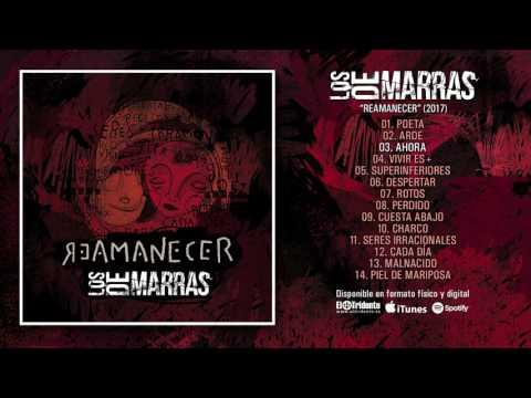 """Los De Marras """"Reamanecer"""" (Álbum completo)"""
