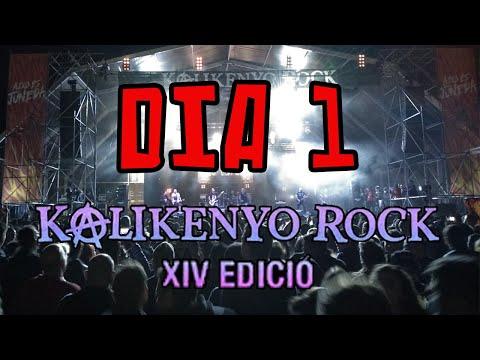 [Rockanimal.es] RESUMEN😎 Kalikenyo Rock 2019 Día1 #resumendia1 #kalikenyorock