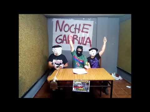 VIDEO PROMO NOCHE GARRULA 5