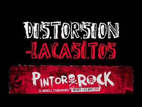 DISTORSION -Lacasitos 🔥PINTOR ROCK 2019🔥 #eldirectomasanimal #distorsion #lacasitos #pintorrock
