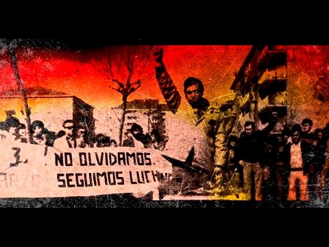 SOZIEDAD ALKOHOLIKA - No Olvidamos, 3 de Marzo (Video Lyric Oficial)