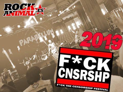 Fck Cnsrshp Fest Villena 2019 RESUMEN😎 #FckCnsrshpFest #resumen
