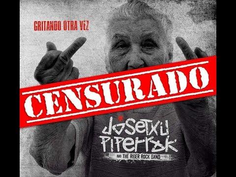 #stopcensura JOSETXU PIPERRAK the riber rock band OVNI objeto verde nada inteligente 🔥😎🤘 #josetxu