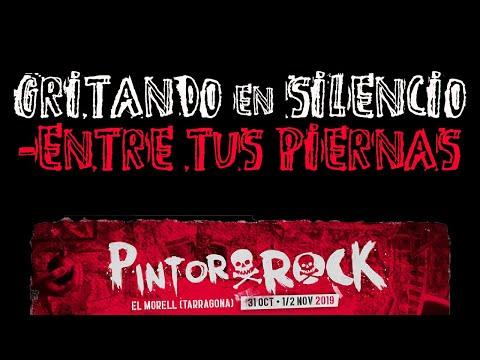 GRITANDO EN SILENCIO -Entre tus piernas 🔥PINTOR ROCK 2019🔥 #eldirectomasanimal #losgritando