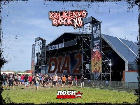 [Rockanimal.es] RESUMEN😎 Kalikenyo Rock 2017 Día2 #kalikenyorock