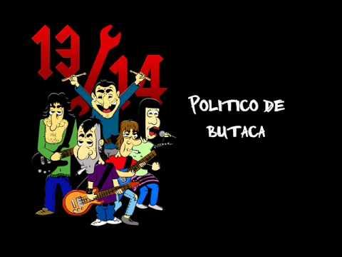 13/14 - Político de butaca
