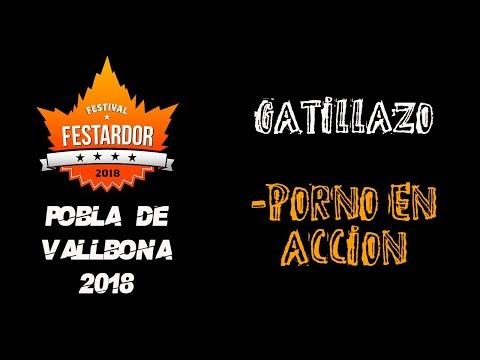 GATILLAZO (La polla records) -Porno en accion 🔥#FESTARDOR 2018🔥 #eldirectomasanimal #gatillazo