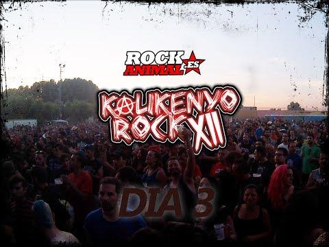 [Rockanimal.es] Resumen Kalikenyo Rock 2017 Día3 #kalikenyorock