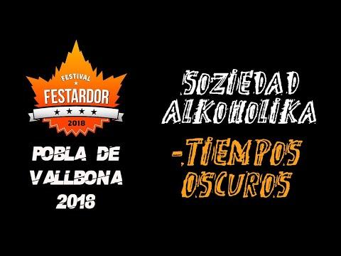 Soziedad Alkoholika -Tiempos Oscuros 🔥 #FESTARDOR 2018 🔥 #eldirectomasanimal #soziedadalkoholika