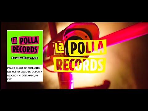"""LA POLLA RECORDS """"Ni descanso, ni paz!"""" VIDEOCLIP 2019 retransmisión en directo rueda de prensa 🤘"""