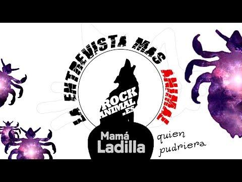 [ROCKANIMAL.es] 🔥MAMA LADILLA🔥 en la #entrevista mas animal 2018 #SORTEO DEL CD FIRMADO !!!