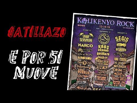 GATILLLAZO -E por si muove 🔥#KALIKENYO ROCK 2019🔥 #eldirectomasanimal #gatillazo